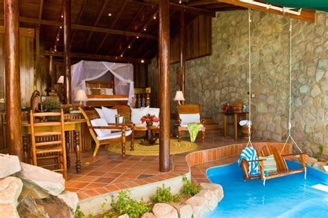 The 'open Wall Resort In St Lucia 20 Pics Twistedsifter
