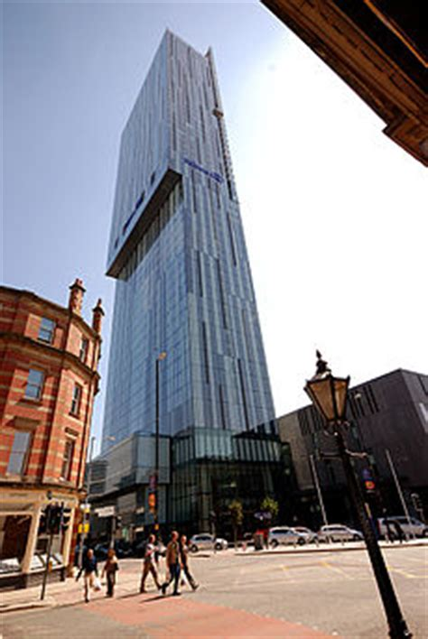 blackpool tower floor beetham tower manchester