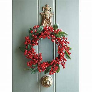 How to make a Christmas wreath Christmas decorations
