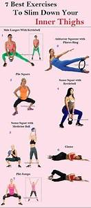7 Best Exercises To Slim Down Your Inner Thighs