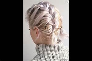 Tresse Cheveux Courts : tresses sur cheveux court ~ Melissatoandfro.com Idées de Décoration