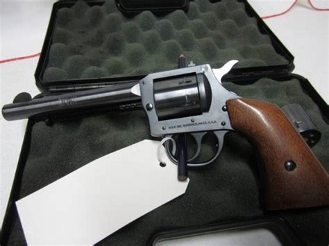 Handr Model 649 22 Cal