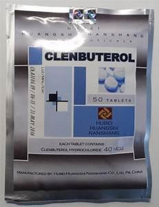 Clenbuterol Hubei  50 Tab