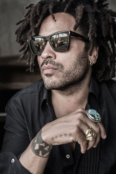 Lenny Kravitz Signs With Uta Hollywood Reporter