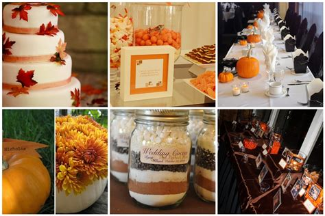 Wedding Ideas For Fall : Fall-ing In Love With Fall Wedding Ideas
