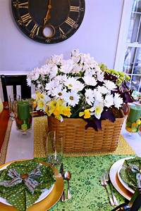 35 St Patricks Day Decorations And Table Settings   Table ...