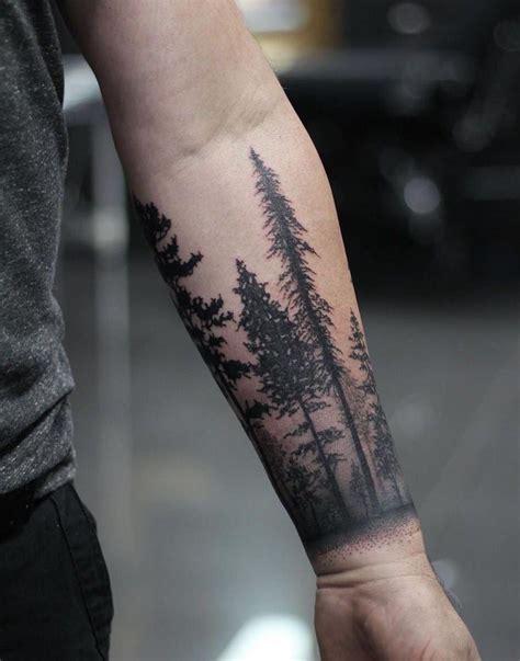 tatouage avant bras demi manchette et bras complet faire