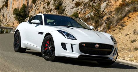 2015 Jaguar F Type Coupe Review