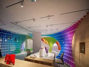 Halimoglu Paint CoHead Office and Showroom Interior Design