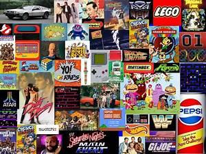 collage 80s – lo mejor de los 80s