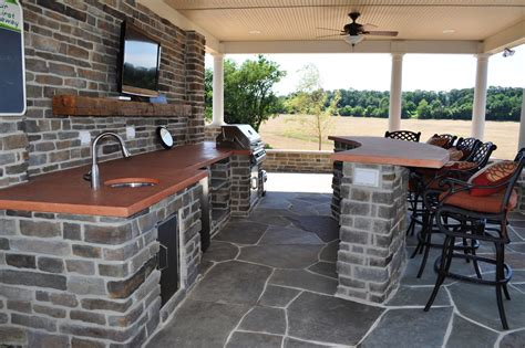 outdoor kitchen bar designs decorating ideas design