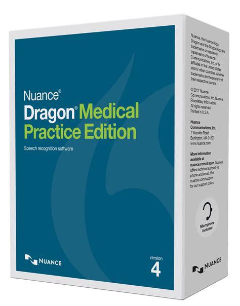 Nuance Dragon Medical Practice Edition 4 Speech