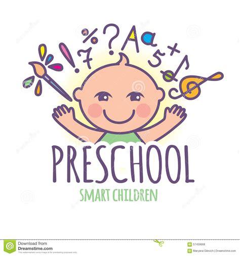preschool logo stock vector image of children 237 | preschool logo school education 57459668