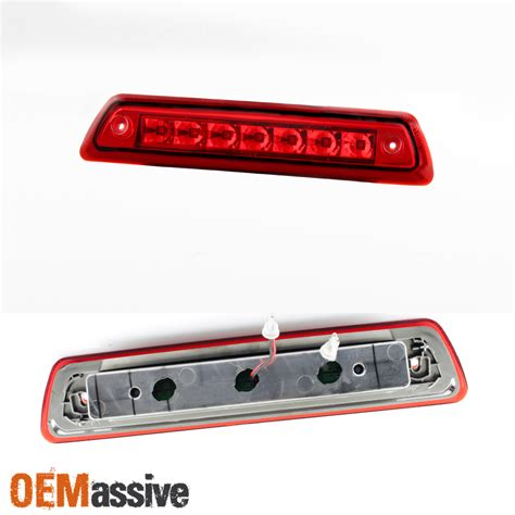 ford f150 brake light bulb 2009 2014 ford f150 pickup truck led red tail lights led