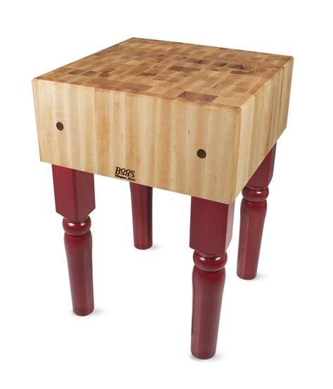 John Boos Butcher Block  Endgrain Maple Block