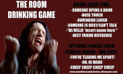 The Room Meme - the room the room know your meme