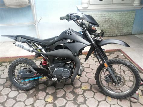 Jual Motor Modifikasi Trail by 83 Modifikasi Motor Trail Suzuki Tornado Modifikasi Trail