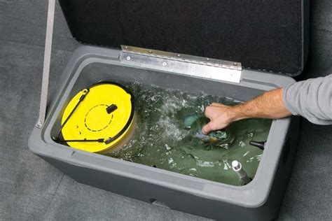Jon Boat Storage Box Sale by Research Tracker Boats On Iboats