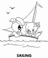 Coloring Pages Sailing Books Animal Embroidery Patterns Flickr Horse Sheets sketch template