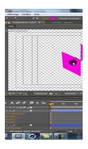 درس 3D Cube للأفتر إفكت - YouTube
