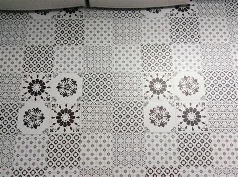 colours black white patchwork effect  adhesive vinyl