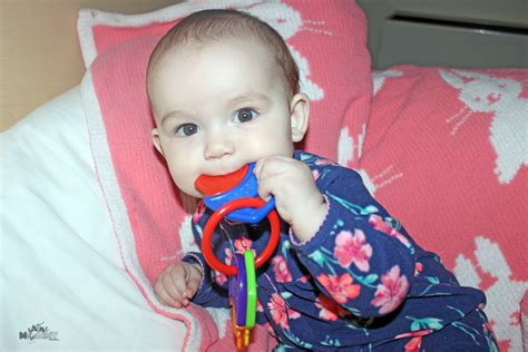 Different Ways To Make Teething Easier Six Time Mommy