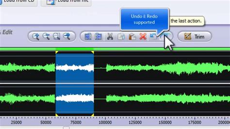 how to cut mp3 to of any length with free mp3 cutter