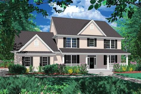 Country Style House Plan 4 Beds 2 5 Baths 3088 Sq/Ft