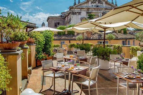 La Terrazza Rome by La Terrazza Cesari Restaurant Rome