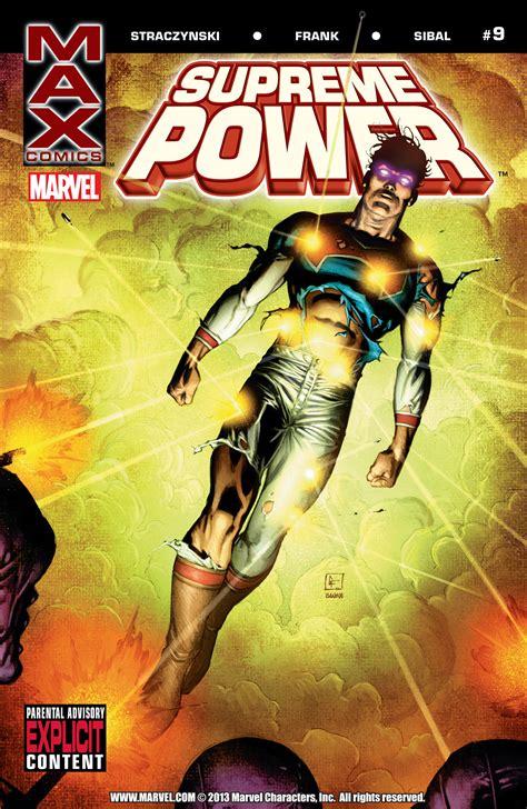 supreme power supreme power vol 1 9 marvel database fandom powered