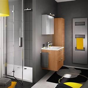 Salle De Bain 5m2 : comment am nager une salle de de 3 m et plus marie claire ~ Dailycaller-alerts.com Idées de Décoration