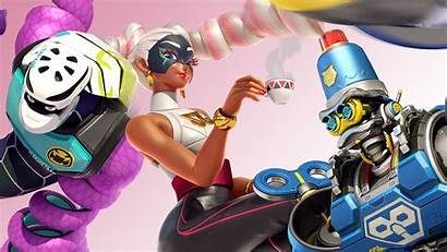 Arms Tier Character Nintendo Switch Twintelle Characters