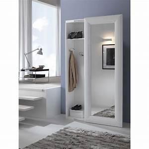 Mobile Ingresso Appendiabiti Specchio Futura ~ Idea Creativa Della Casa e Dell'interior Design