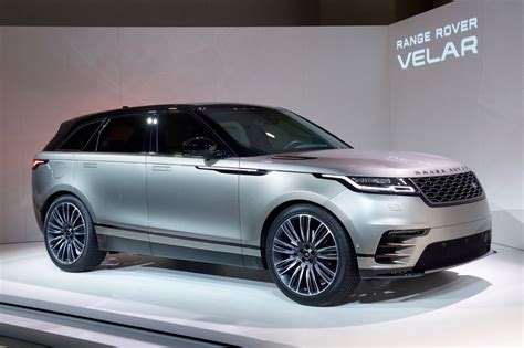 Land Rover Range Rover Velar Picture by New 2019 Range Rover Velar Svr High Resolution Picture