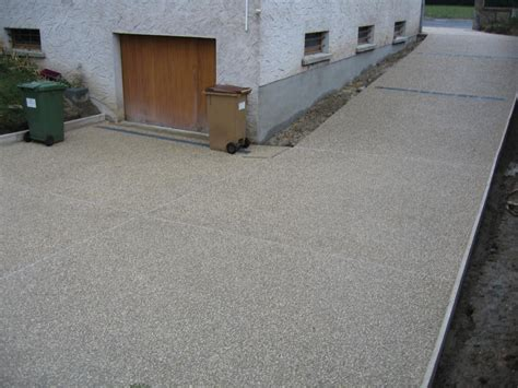 Béton désactivé ciment gris - MFM
