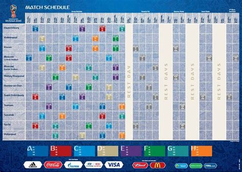 Calendario Kart 2019 World Cup 2018 Calendar Online Download 2019 Calendar