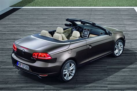 Vw Eos 2011 by Auto Trend 2011 Volkswagen Eos Facelift Unveiled Ahead Of