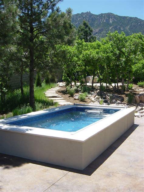 swim  home year    endless pool small