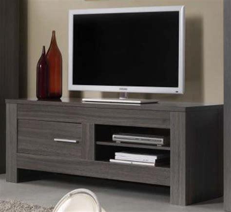 meuble tv gris meuble tv portofino chene gris
