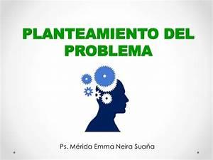 Planteamiento Del Problema Inveas