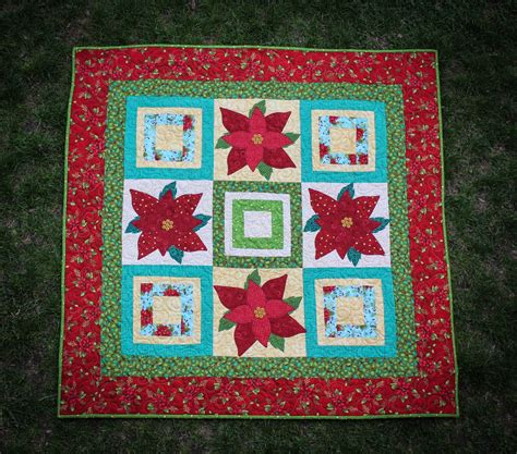Quilt Kits by Poinsettia Patch Quilt Kit