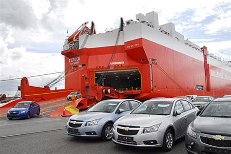 Boat Shipping Costs Usa To Australia by Shipping Cars Overseas From Boston Ma