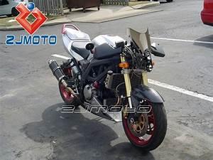 Zjmoto E4 Motorcycle Streetfighter Headlight Windscreen ...