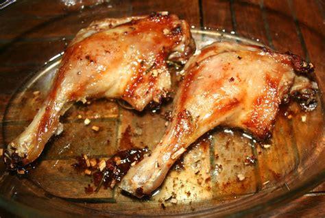 cuisses de lapin au barbecue cuisses de canard croustillantes amafacon