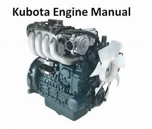 Kubota V2203-b Pdf Service Manual Download