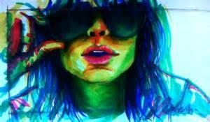 Prismacolor Marker Art