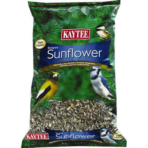 striped sunflower wild bird seed premium bird food