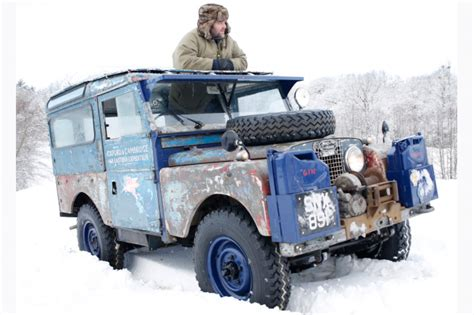 legendary expedition land rover    show classic