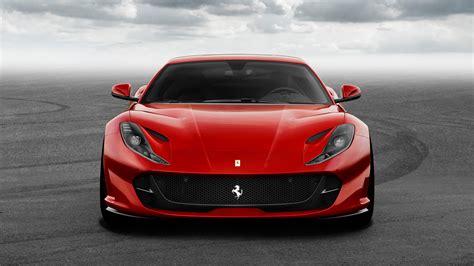 2018 Ferrari 812 Superfast 4k Wallpaper  Hd Car