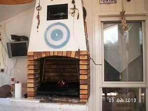 Grille Barbecue Sur Mesure : cuisines d 39 t en briques barbecues argentins ~ Dailycaller-alerts.com Idées de Décoration